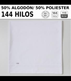 Pack de 10 sábanas encimeras LISOS HOSTELERIA. Es-Tela