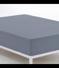 Bajera ajustable COMBI LISOS. 100% algodón (200 hilos) 254-ACERO