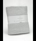 Manta de algodón reciclado Lares 024-PERLA