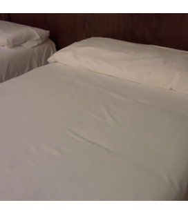 Fundas almohadas Algodón 100% hostelería Pack de 10 unidades