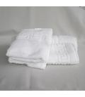 Toallas blancas hosteleria Algodón