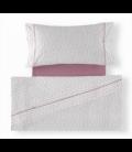 Juego de sábanas estampadas Dalma 342-CUARZO