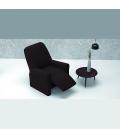 Funda bielástica sillón relax completo mod.- VIENA