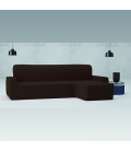 Funda sofá Bielástica chaise longue mod.- ALASKA