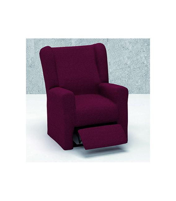 Funda bielástica sillón relax orejero mod.- ALASKA