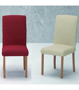 Funda bielástica silla con respaldo mod.- ALASKA