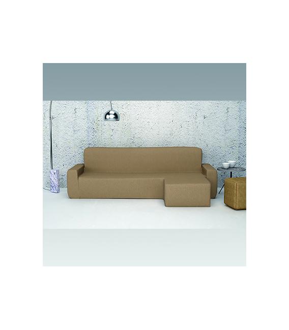 Funda sofá Bielástica chaise longue mod.- OSLO