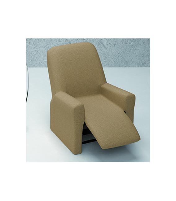 Funda bielástica sillón relax completo mod.- OSLO