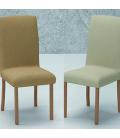 Funda bielástica silla con respaldo mod.- OSLO