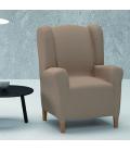 Funda bielástica sillón orejero mod.- NATURE