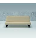 Funda bielástica sofá cama click-clack mod.- NATURE