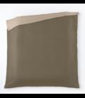 Funda nórdica algodón Liso bicolor. Es-Tela