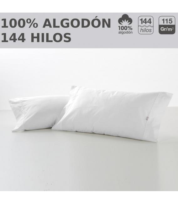 PACK 10 F. ALMOHADAS HOSTELERIA 100% ALGODON