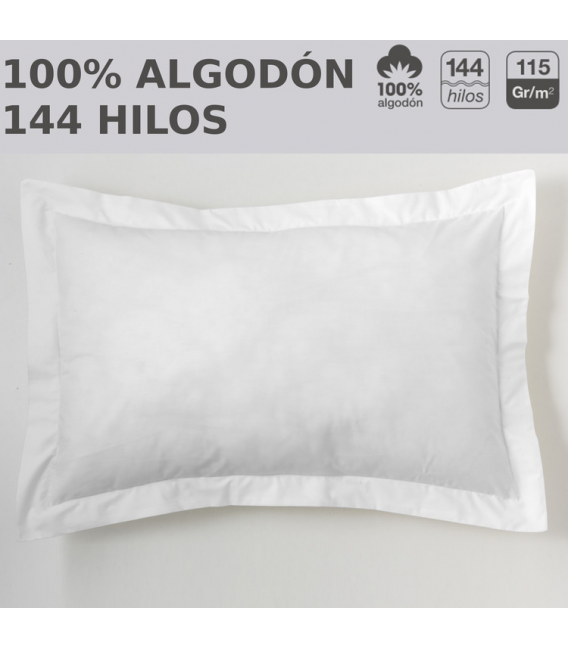 PACK 10 COJINES HOSTELERIA 100% ALGODON