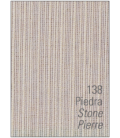 Mantel antimanchas RÚSTICO LISO. Es-Tela 138-PIEDRA