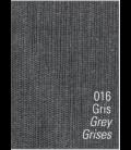 Mantel antimanchas RÚSTICO LISO. Es-Tela 016-GRIS