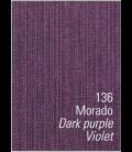 Mantel antimanchas RÚSTICO LISO. Es-Tela 136-MORADO