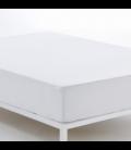 Bajera ajustable largo 210. alto 35. 100% algodón (200 hilos). EsTelia 001-BLANCO